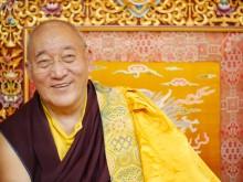 SE Choeje Ayang Rinpoche